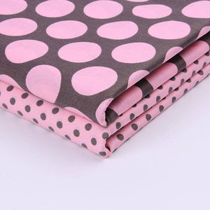 Fabric Premiums - 2 Piece Fabric Bundle - Pink