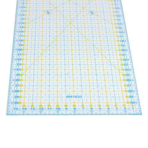 "Image of Quilting Ruler 6"" x 12""-Sewing By Sarah"