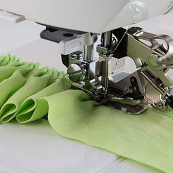 SewingbySarah™ Ruffler Foot (Low Shank)-Sewing By Sarah