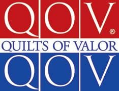 Join us in supporting Quilts of Valor