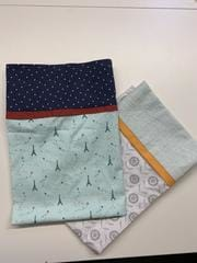 French Seamed Pillowcases