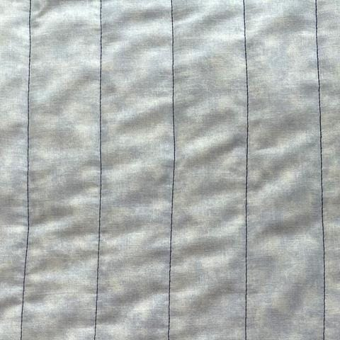 Straight Line Machine Quilting with a walking foot