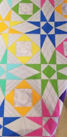 Storm at Sea Quilt Along #4: Putting it all together