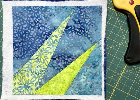 Week 3: Celebration Quilt Along with Tammy Silvers: Fused
