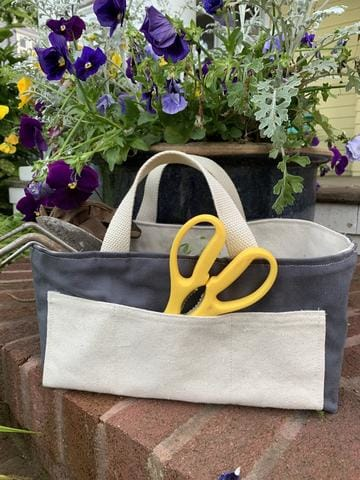 How to make a Gardener's Tote
