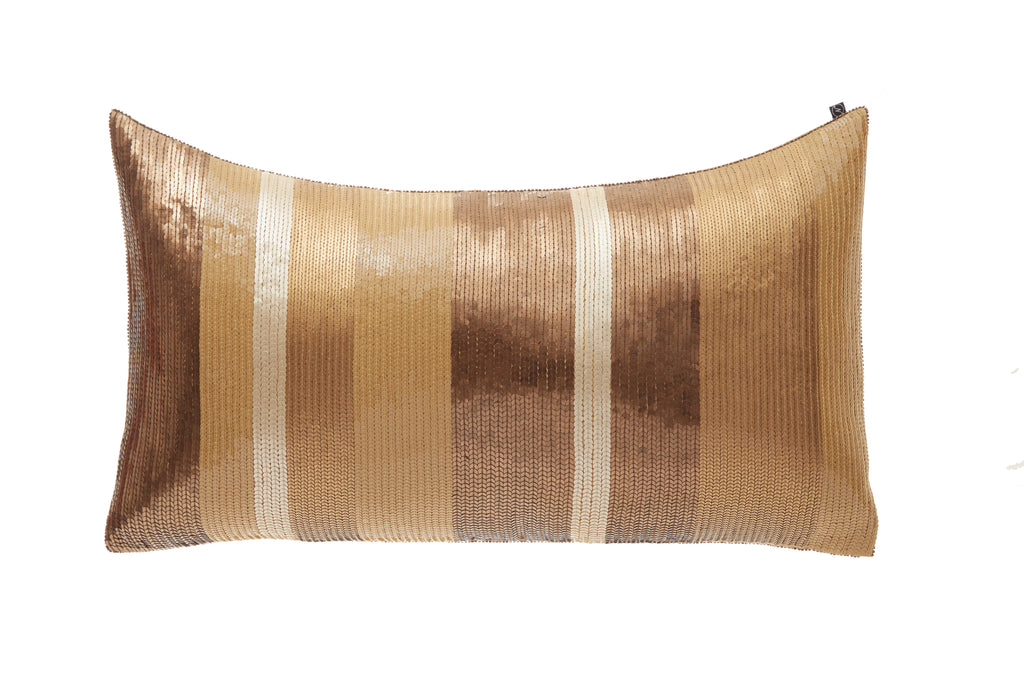Raw Silk Cushion - nakulsen