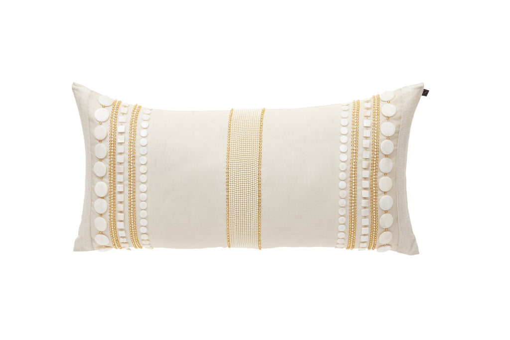 Silk MOP Organza Cushion - nakulsen