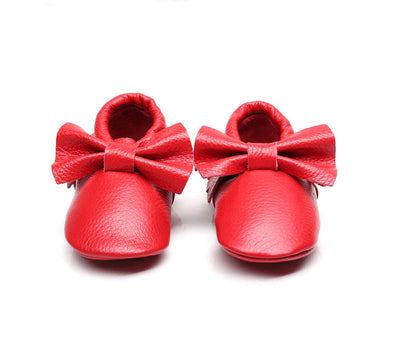 Chaussons bébé GALA BABY - rouge