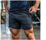 MEN's LIGHTWEIGHT GYM SHORTS