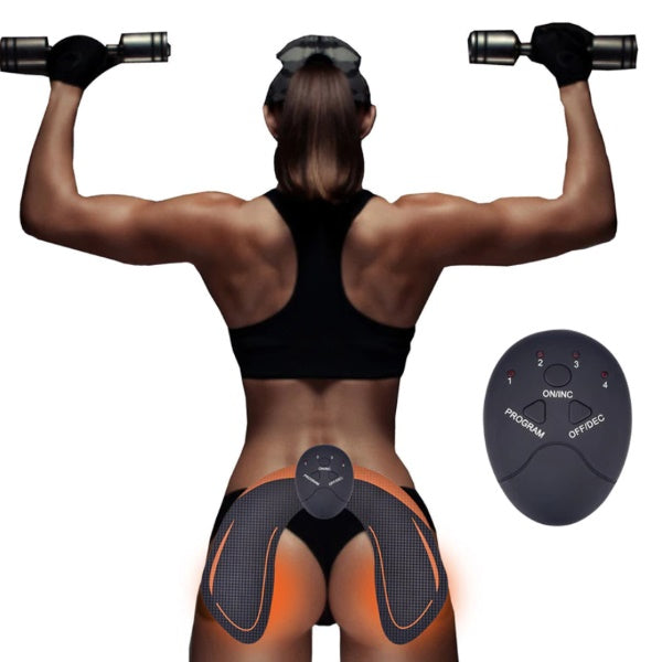 #1 Glutes Stimulator - EMS Hip Trainer Muscle Stimulator