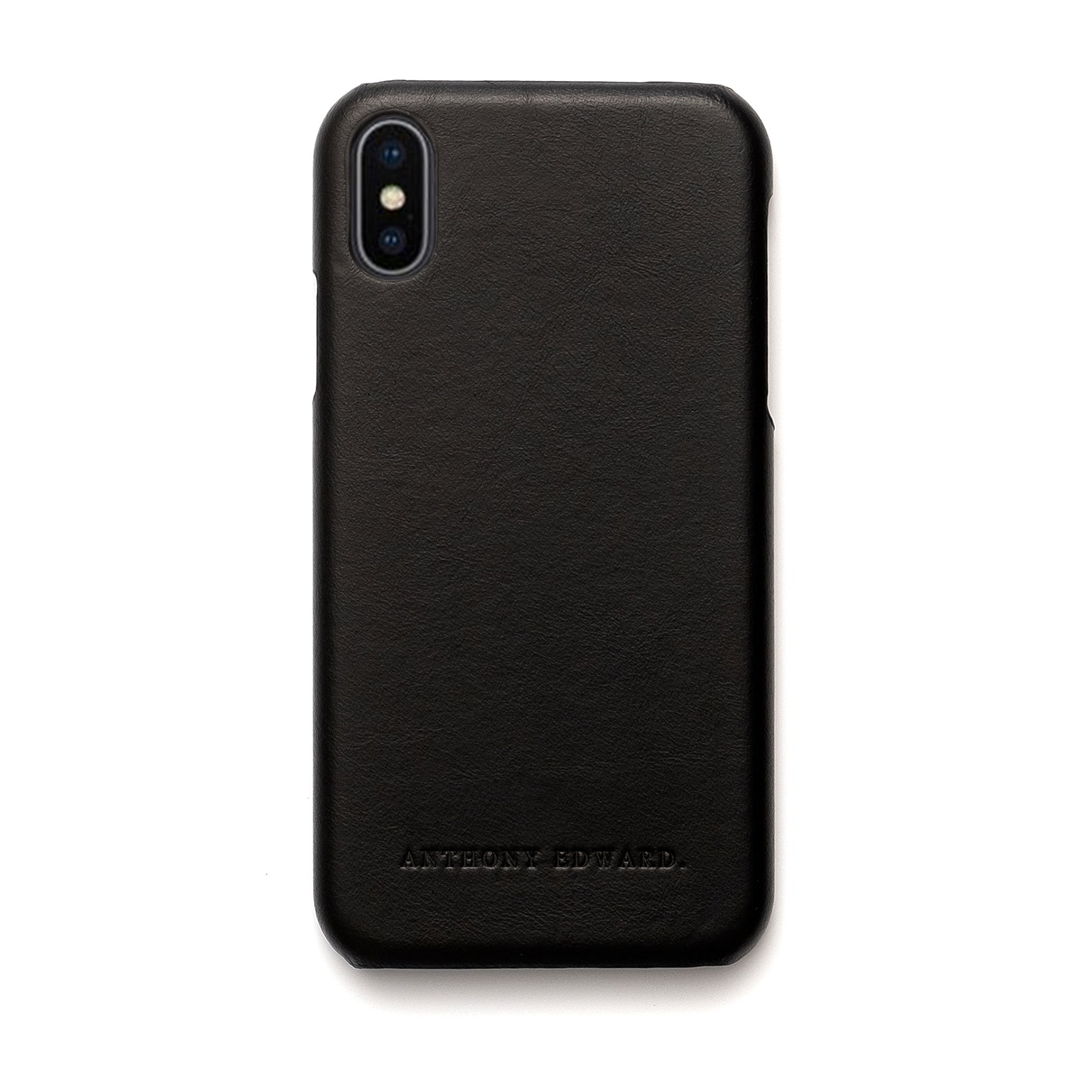 IPHONE X/XS BLACK CASE