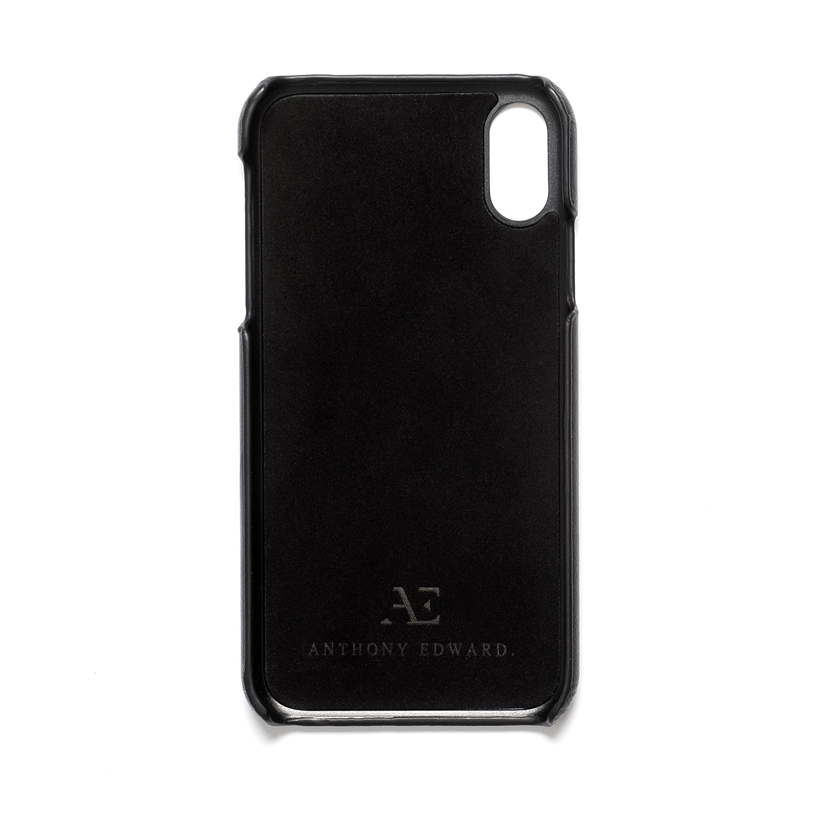 IPHONE X/XS BLACK CASE (2022573965361)
