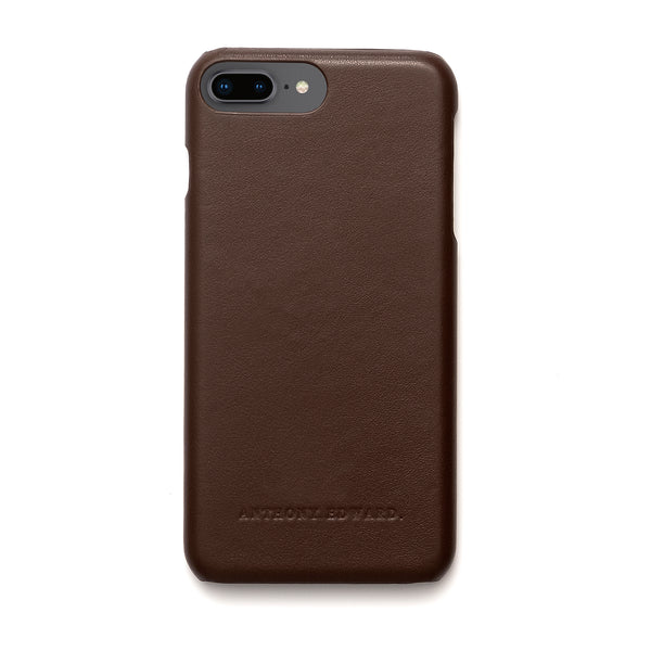 IPHONE 7/8 PLUS BROWN CASE (2022570754097)