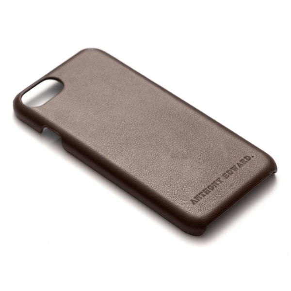 IPHONE 7/8 BROWN CASE