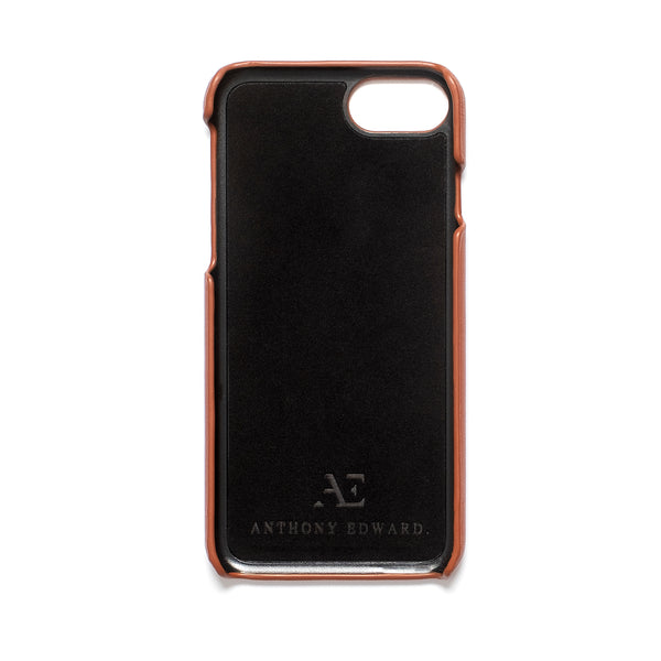 IPHONE 7/8 COGNAC CASE (2022569279537)
