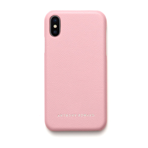 IPHONE X/XS CORAL PINK SILVER