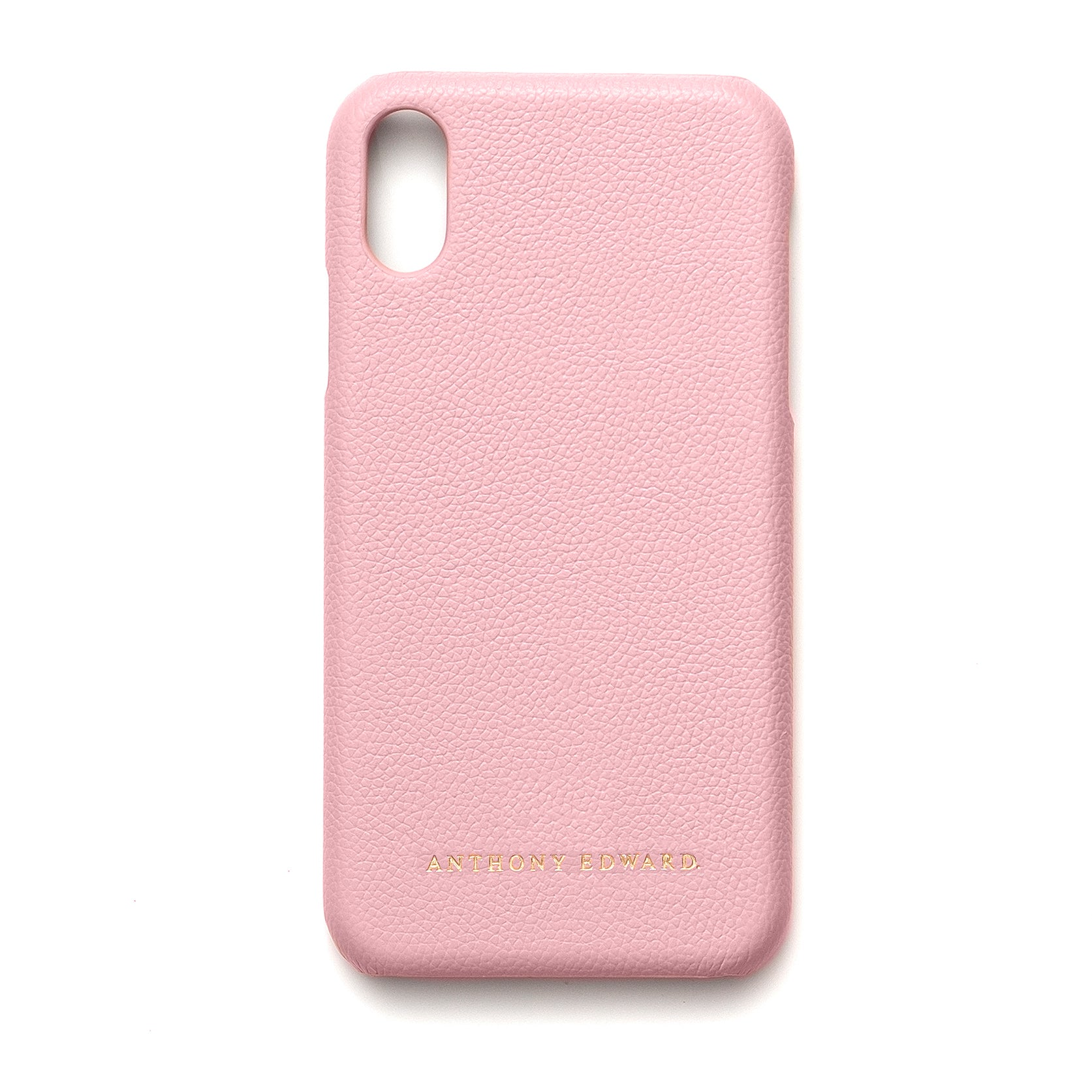 IPHONE X/XS CORAL PINK GOLD (2022563151921)