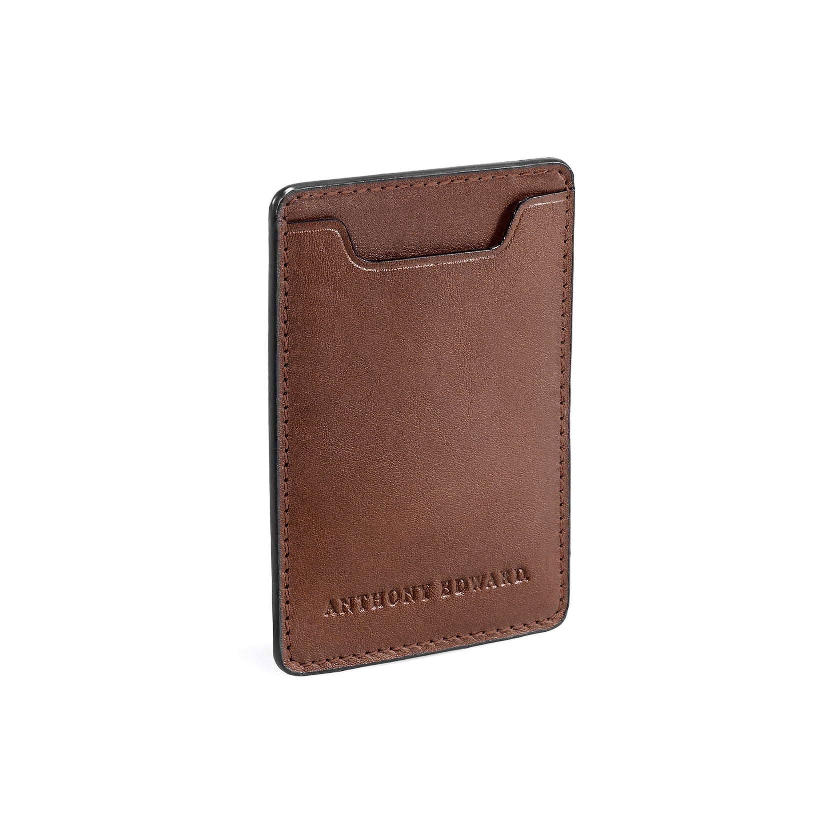 CARD CASE BROWN (520959197233)