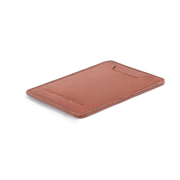 CARD CASE COGNAC (520957755441)