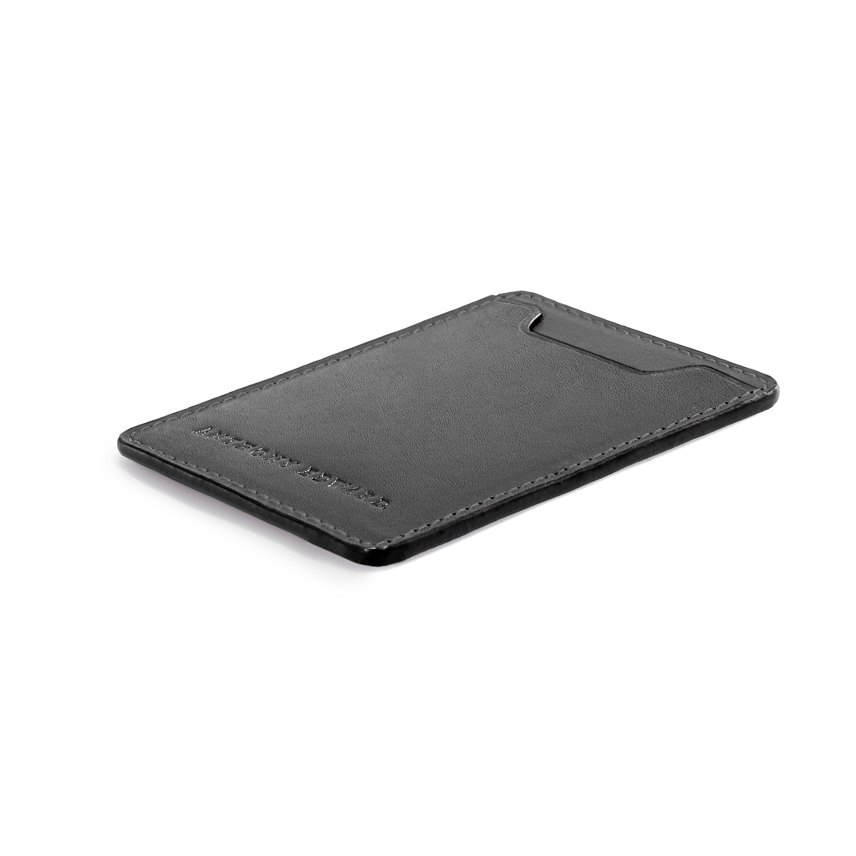 CARD CASE BLACK