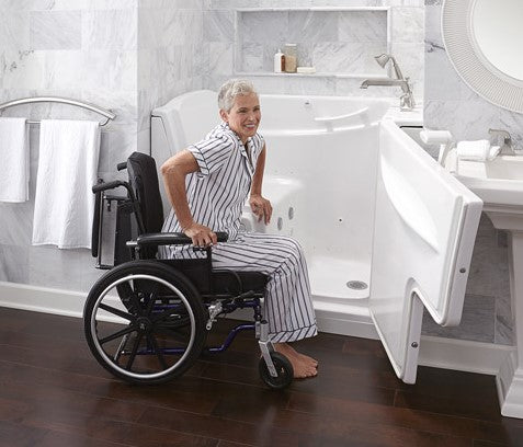 APOLLO SLIM DEL 132 WALK IN BATHTUB