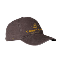 Groote Post Uflex Cap (Charcoal)