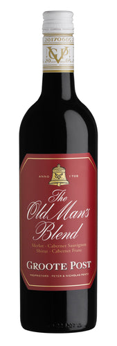 2017 Groote Post The Old Man's Blend RED