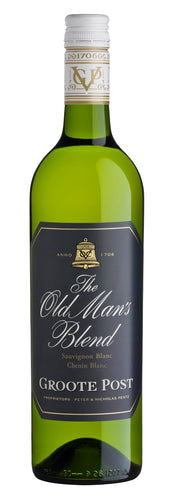 2018 Groote Post The Old Man's Blend WHITE