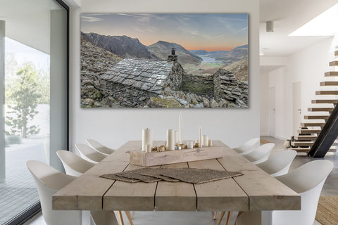 Warscale Bothy, Buttermere Canvas Print
