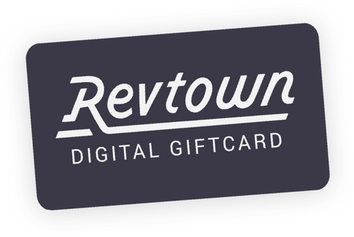 Running out of time or don't know the right size? Grab a Revtown digital gift card and have it delivered on Christmas morning!