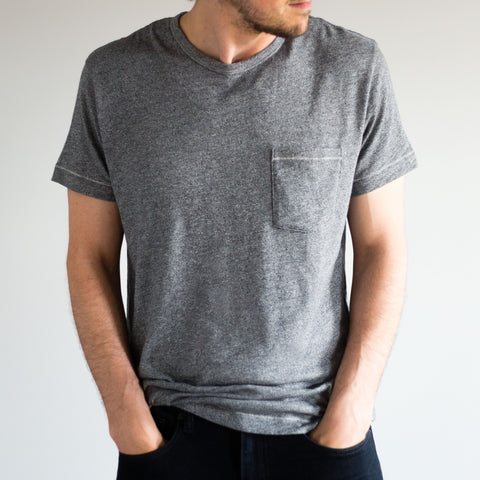 The Airspun Pocket Tee
