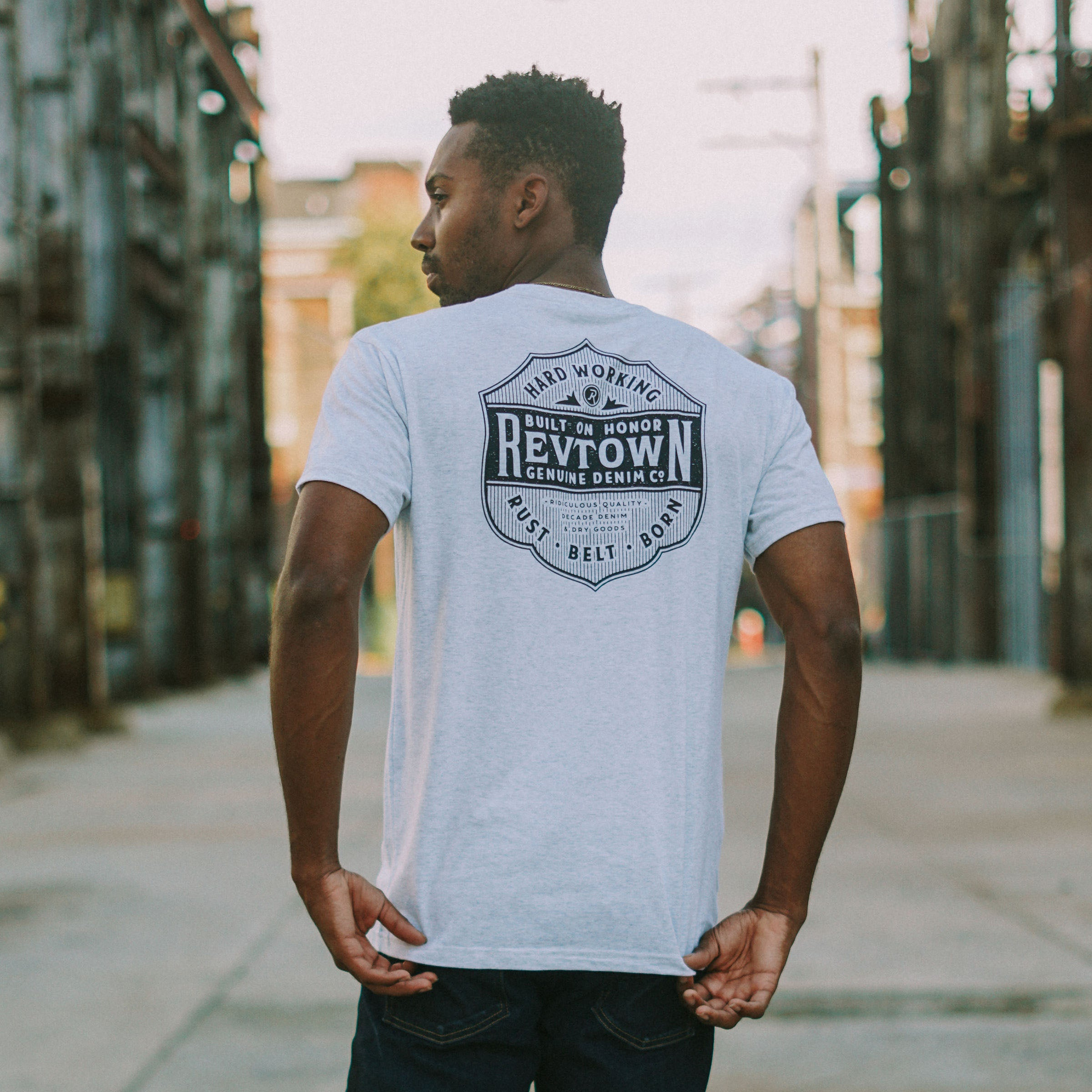 Revtown Graphic Tee - Revtown