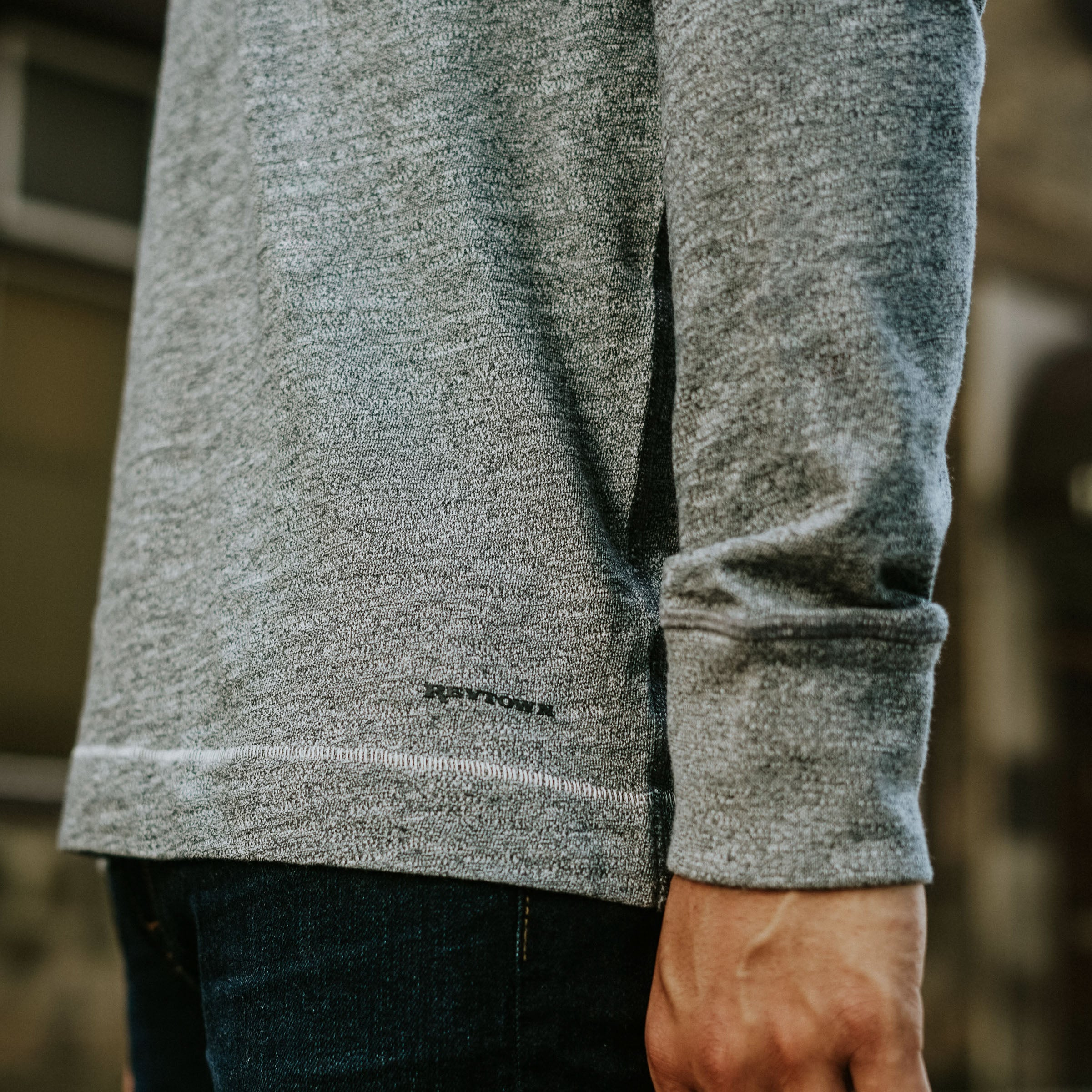 The Airspun Henley - Revtown