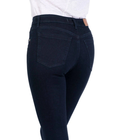 High-Rise Skinny - Midnight Indigo