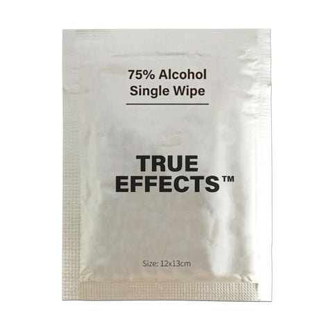 75 Percent Disposable Alcohol Wipe
