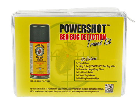 PS Bed Bug Travel Detection Kit