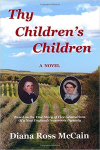 Thy Children's Children Cover