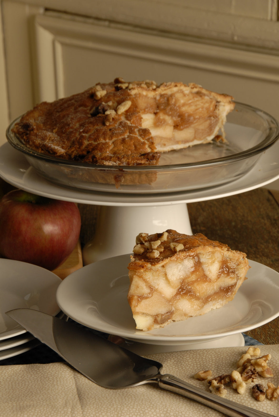 Apple Caramel Walnut