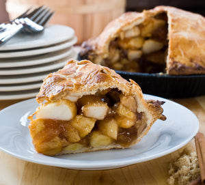 Hi-Top Apple Pie
