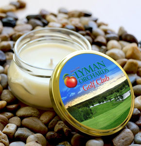 Handcrafted 100% Soy Candle
