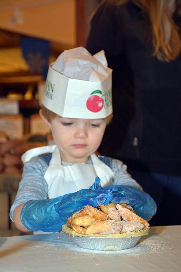 Apple Pie Workshops for Kids!