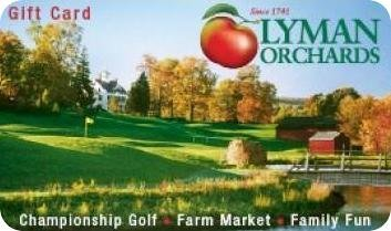 Lyman Orchards' Gift Card
