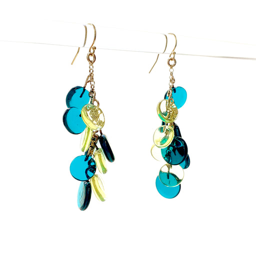 Shimmering Earrings