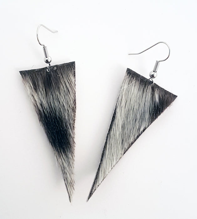 Sealskin Earrings