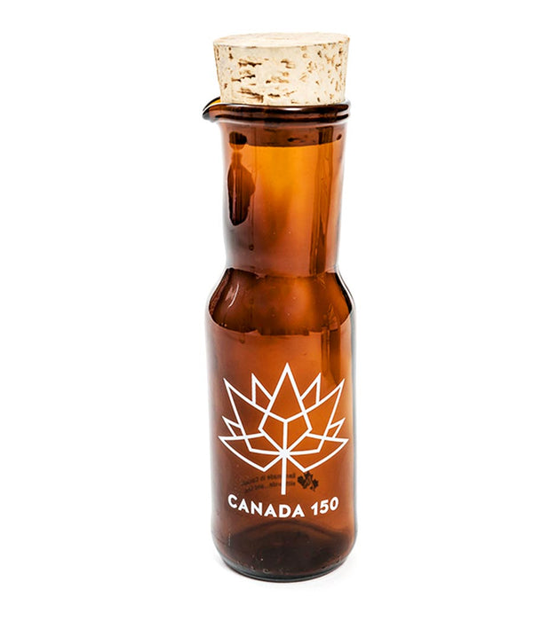 Canada Syrup Bottle