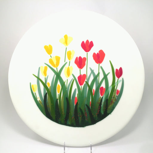 Tulip Bowl by Don McClennen