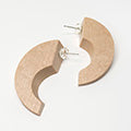 Achelous Earrings - Maple