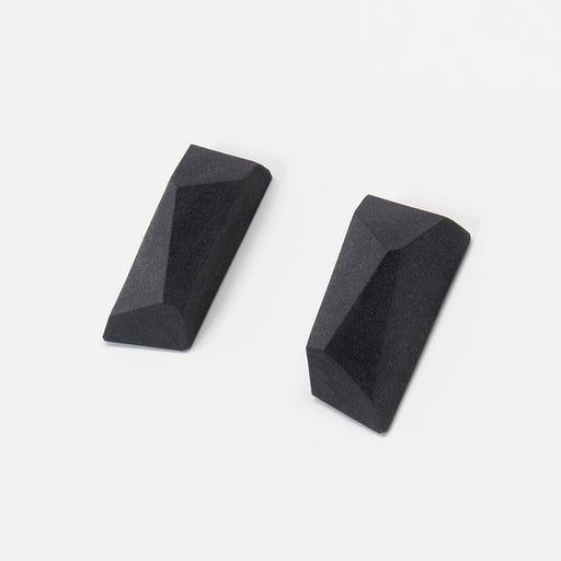 Nera Earrings - Black