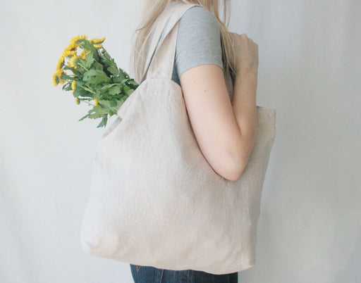 Oversize Tote Bag