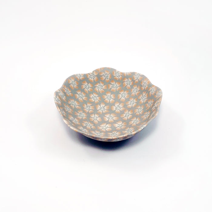 Low Medium Nerikomi Bowl